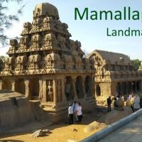 Mamallapuram--City of Temples